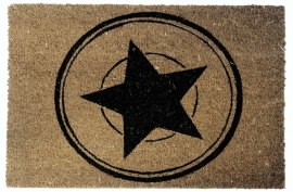 Deurmat, star
