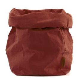 Uashmama paper bag - cognac