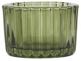 Ib Laursen waxinehouder - groen