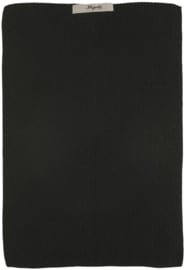Ib Laursen handdoek - zwart