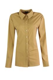 G-maxx travel blouse - oker