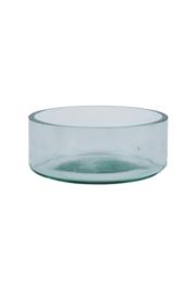 Zusss schaal glas - helder