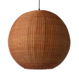 HKliving hanglamp bamboe l - bruin