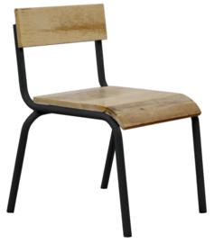 KidsDepot original stoeltje - zwart
