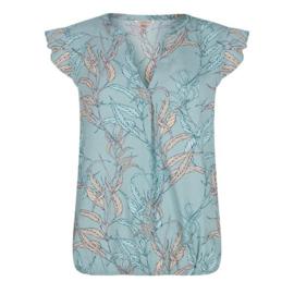 Esqualo blouse print