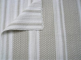 Quilt Lilly Taupe 1.50x1.50