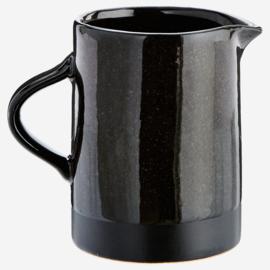 Madam Stoltz aardewerk kan s - zwart