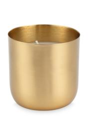 vtwonen kaars metaal - goud