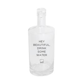 Leeff fles glas beautiful