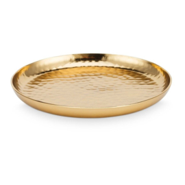 vtwonen dienblad metaal l - goud