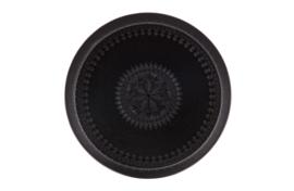 BePureHome dienblad metaal d55 - zwart