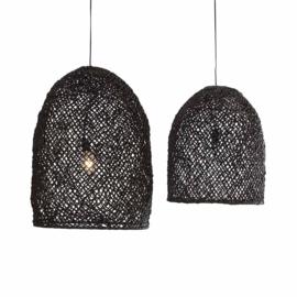 Original Home hanglamp abaca - zwart