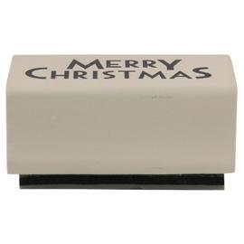 Stempel `Merry Christmas`