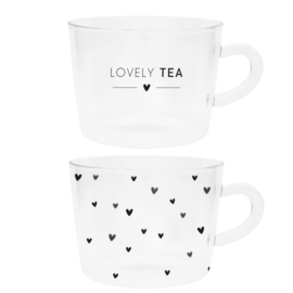 Bastion Collections theeglas lovely tea