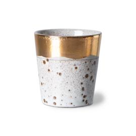 HKliving mok limited edition sparkle - goud