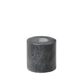 Kaarsenstandaard marmer mini - grijs