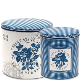 Greengate blik l - frida blue