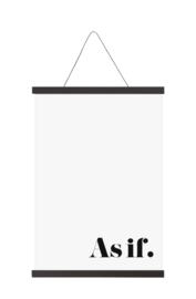 vtwonen posterhanger A4
