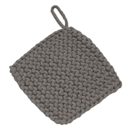 Leeff pannenlap - grijs