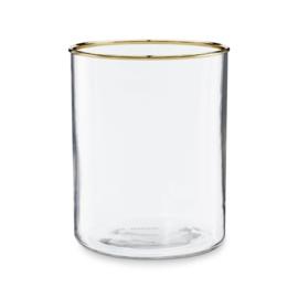 vtwonen vaasje glas