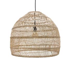 HKliving hanglamp wicker m - naturel