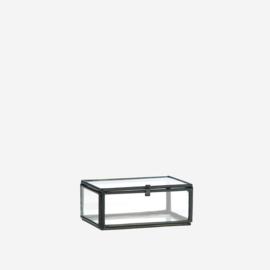 Madam Stoltz glazen box s