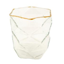 MrsBloom waxinelichthouder glas - m