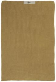 Ib Laursen handdoek - mustard