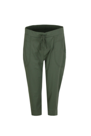 G-maxx travel broek 3/4 - army