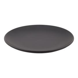 vtwonen ontbijtbord - zwart