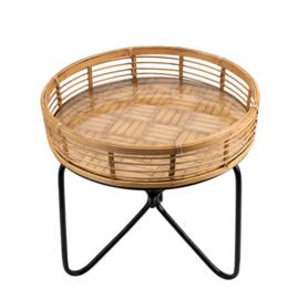 Bamboe tafel - naturel