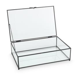 vtwonen glazen box - zwart