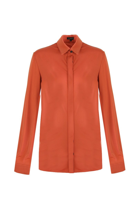 G-maxx travel blouse - roest