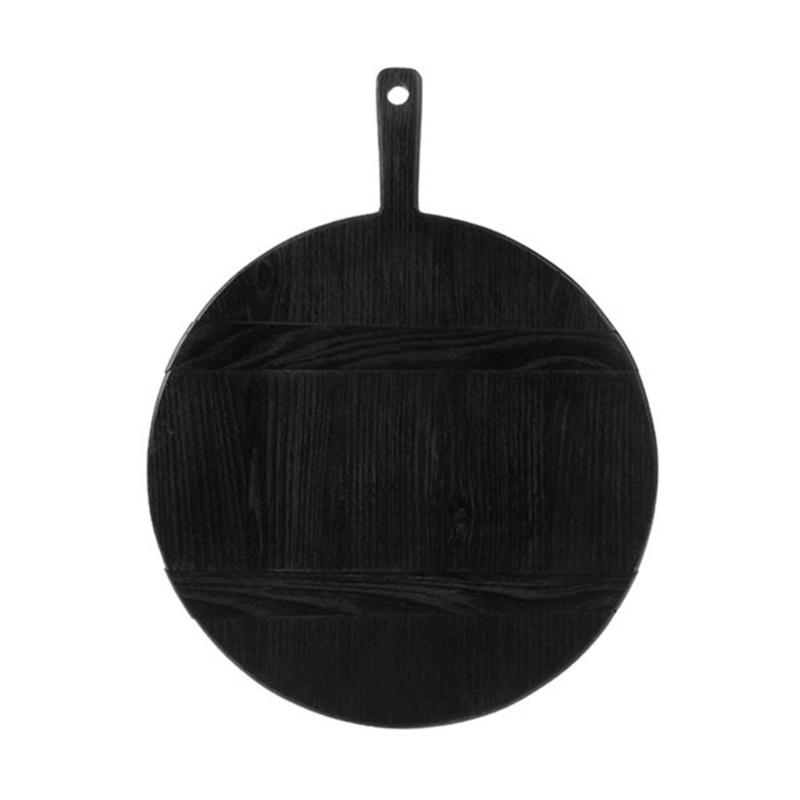 HKliving broodplank m - zwart