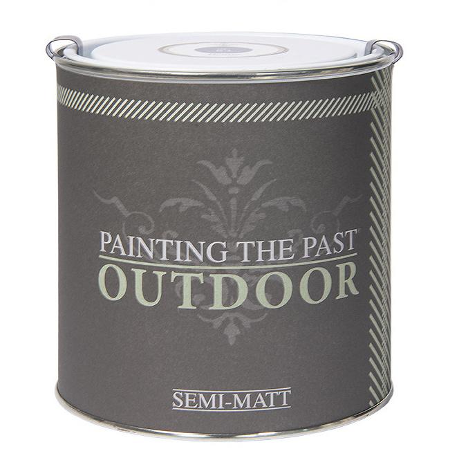 Painting the Past outdoor krijtverf