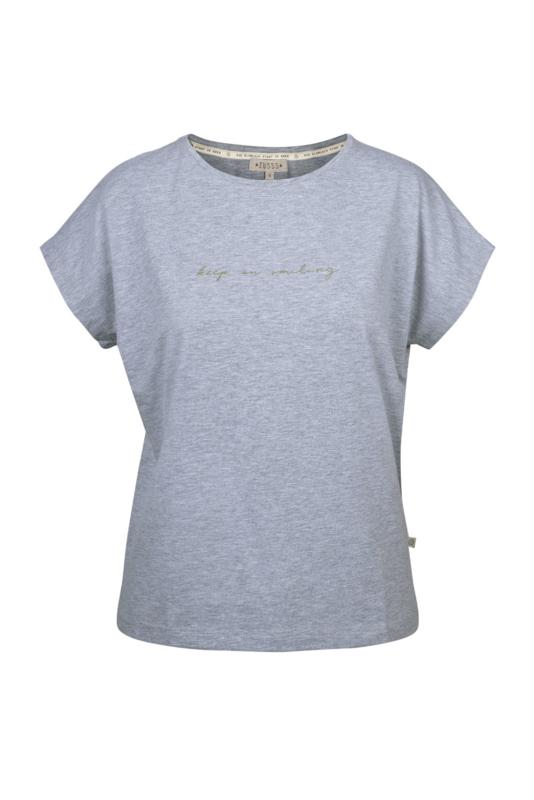 Zusss t shirt - grijs