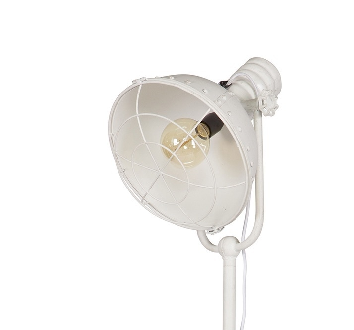 BePureHome vloerlamp - wit