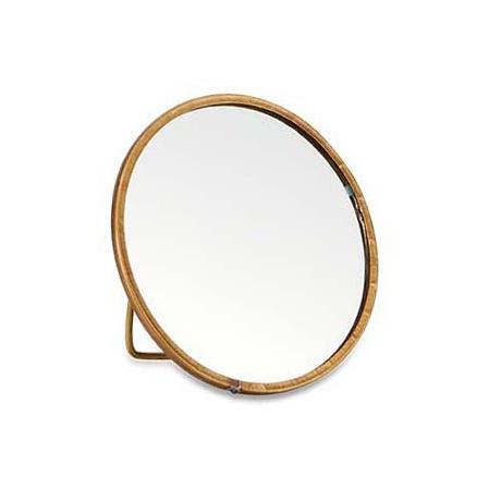 Nkuku spiegeltje m - antiek brass