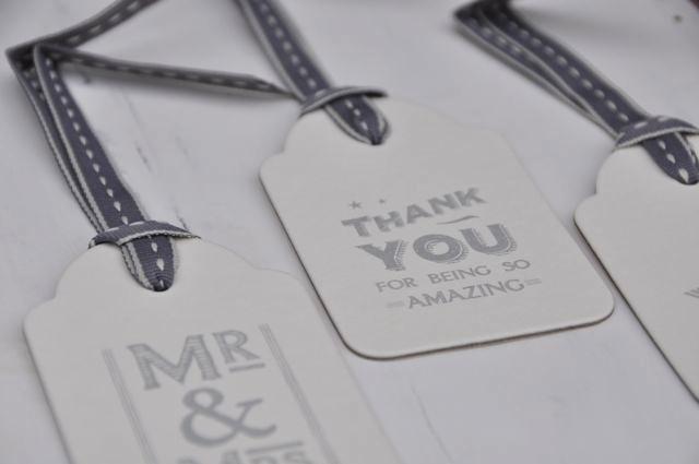 Label, Mr&Mrs