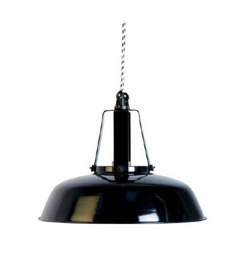 HKliving hanglamp industrieel s - zwart