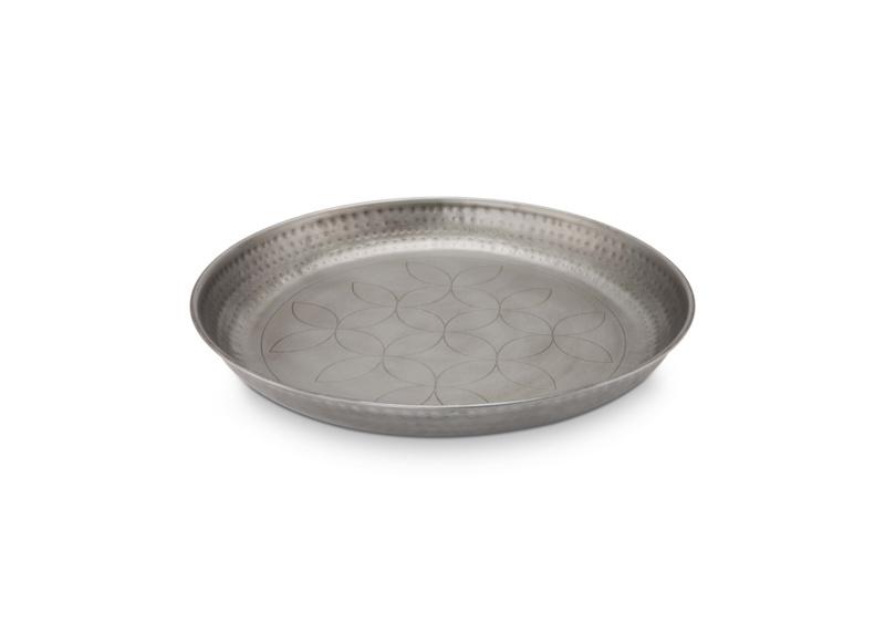 vtwonen dienblad metaal m - zilver