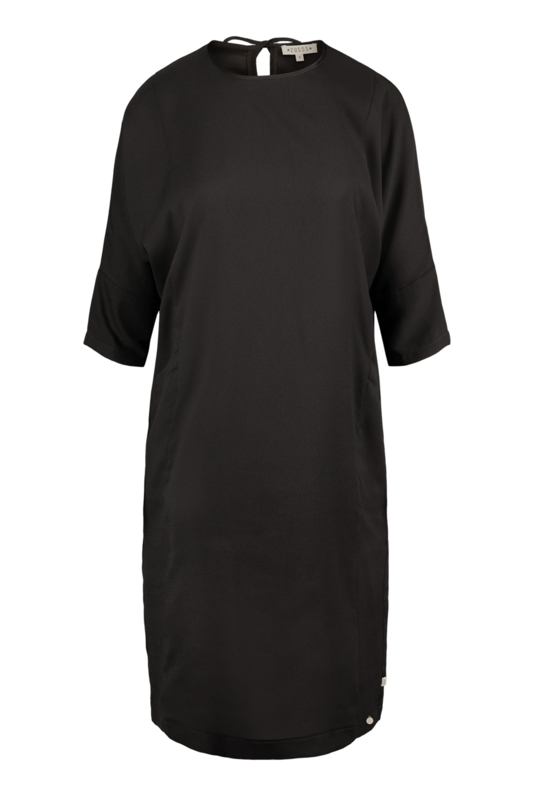 Zusss frivool jurkje - zwart