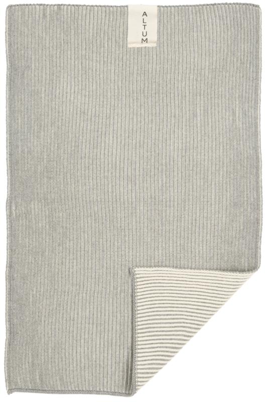 Ib Laursen handdoek - grijs