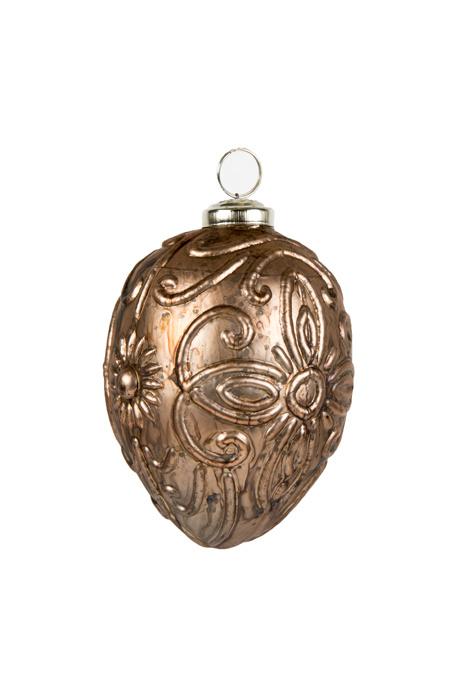 MrsBloom kersthanger l - brons