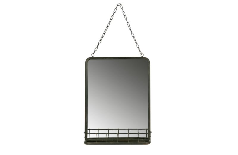 BePureHome spiegel metaal