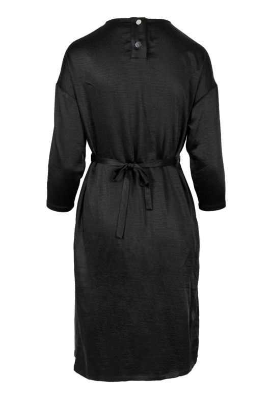 Zusss feestelijk jurkje - zwart
