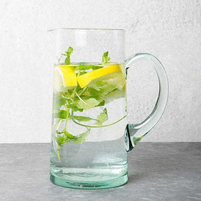 Urban Nature Culture karaf gerecycled glas