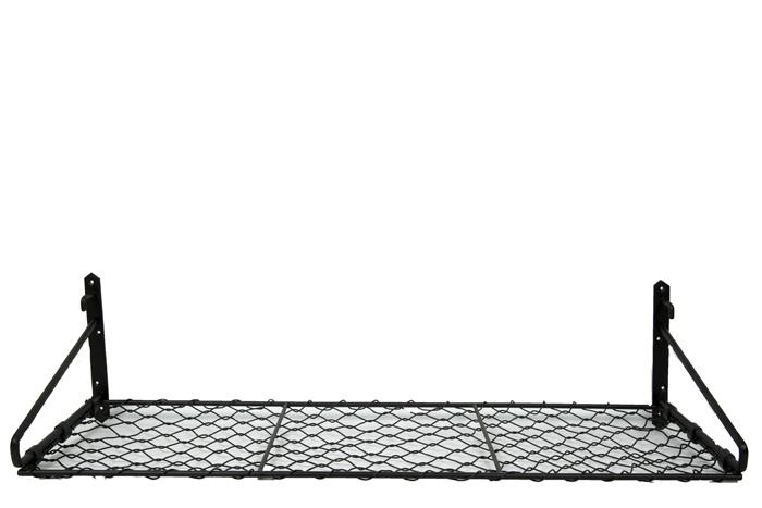 MrsBloom metalen rail wandrek