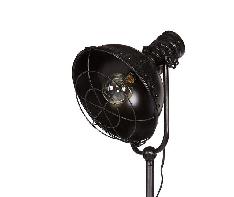 BePureHome vloerlamp - zwart