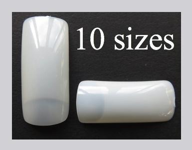 full well tips naturel 500 stuks in zakjes (mt 0-9)